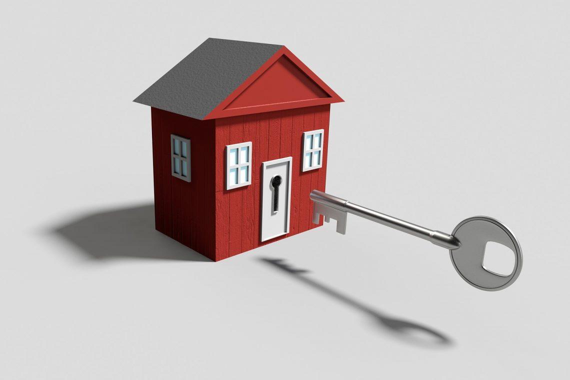 Key House House Keys Home Estate Real Mortgage